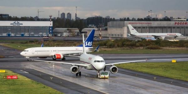 Аэропорт Пулково перешёл на летнее расписание полётов