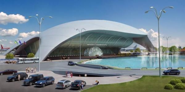 Евгений Плаксин: В Симферополе будет классический двухполосный аэропорт