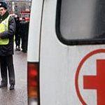 В Челябинске столкнулись четыре машины. Один человек пострадал